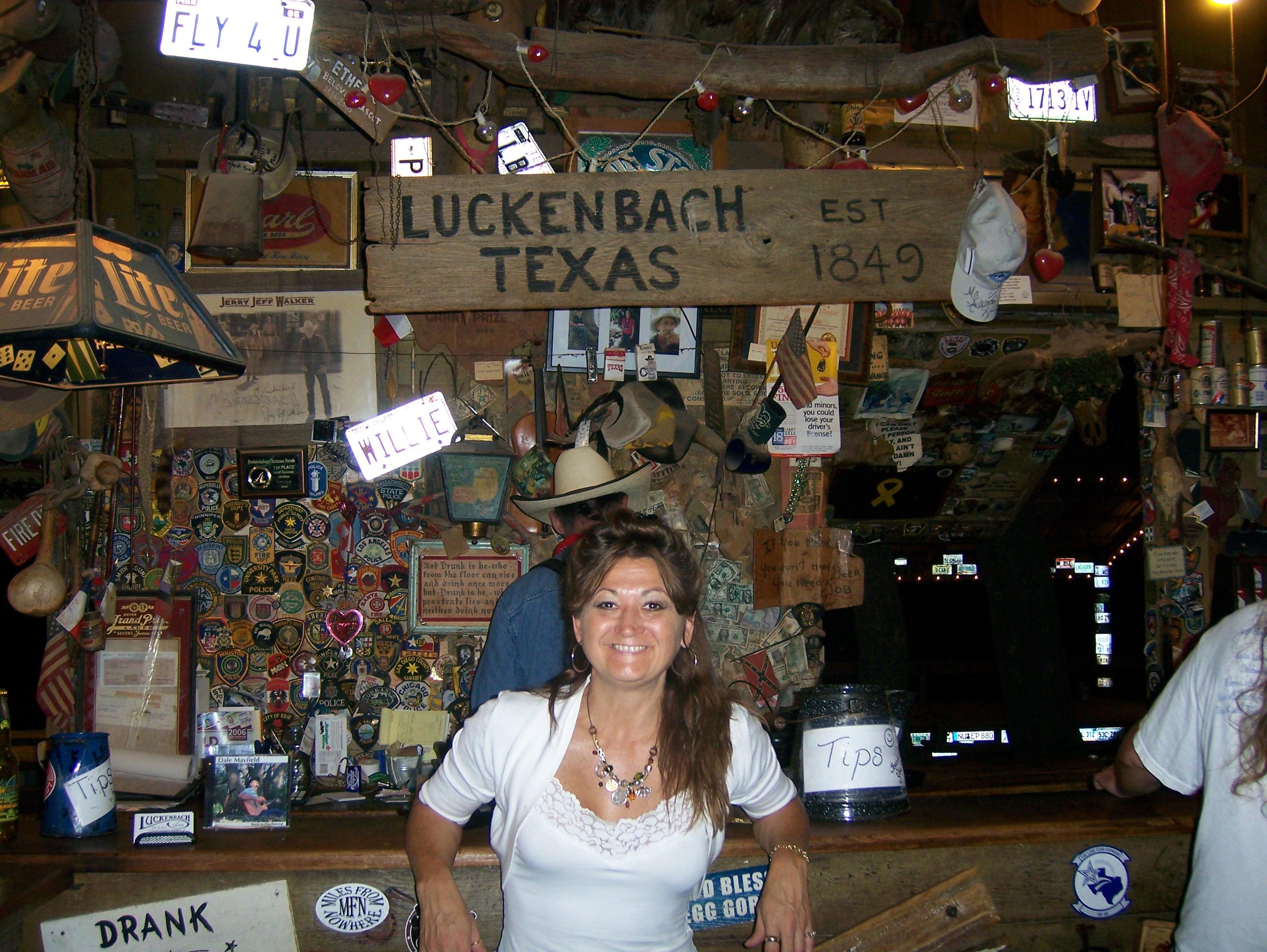 Image Gallery Luckenbach Texas