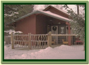 Cabin in Paradise 300x219 Cabin in Paradise