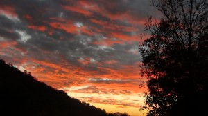 DSC02901 300x168 Sunset in California