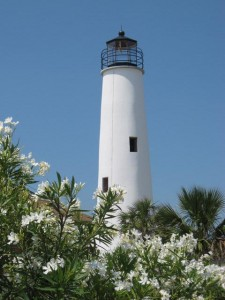Cape St. George Light 6 08 225x300 Cape St. George St George Island Florida